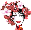 девушка, лицо, цветы, люди, girl, face, flowers, people, mädchen, gesicht, blumen, menschen, fille, visage, fleurs, gens, chica, personas, ragazza, faccia, fiori, persone, menina, cara, flores, pessoas, дівчина, обличчя, квіти
