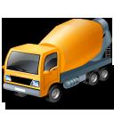 автомиксер, бетономешалка, строительная техника, mixer truck, yellow, auto mixer, concrete mixer, cement truck, construction machinery, transport, автоміксер, бетонозмішувач, цементовоз, будівельна техніка, транспорт
