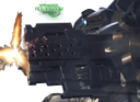 armored core3, оружие, weapon, робот, robot