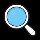 search, поиск, magnifier, magnifying glass, линза, лупа, увеличительное стекло