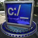 c     b