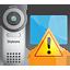 video, camera, warning