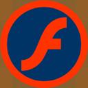 flash circle