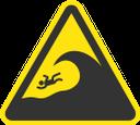 знак, предупреждающие знаки, знак опасность, знак осторожно волна, знак осторожно падение, sign, warning signs, danger sign, caution wave sign, caution drop sign, zeichen, warnzeichen, warnschild, vorsicht wave zeichen, vorsicht drop zeichen, signe, signes avant-coureurs, signe de danger, signe de prudence, signe de baisse, señal, señales de advertencia, señal de peligro, señal de precaución ola, señal de caída de precaución, segno, segnali di pericolo, segno di pericolo, segno dell'onda di cautela, segno di goccia di cautela, sinal, sinais de alerta, sinal de perigo, sinal de alerta, sinal de queda de cautela, попереджувальні знаки, знак небезпека, знак обережно хвиля, знак обережно падіння