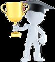 3d люди, школьник, призер, шапка магистра, приз, кубок, победа, шапка студента, золотой кубок, студент, шапка конфедератка, winner, master's cap, prize, trophy, victory, hat student, cap rogatywka, graduate cap, 3d-menschen, studenten, gewinner, master-kappe, preis, trophäe, sieg, schüler-cap, gold cup, student, absolvent kappe, 3d people, gagnant, casquette de maître, prix, trophée, victoire, chapeau des étudiants, coupe d'or, étudiant, casquette diplômé, 3d gente, ganador, casquillo de maestría, victoria, tapa de los estudiantes, copa de oro, estudiante, casquillo graduado, 3d persone, vincitore, berretto del maestro, premio, trofeo, vittoria, studente berretto, coppa d'oro, studente, laureato tappo, 3d pessoas, vencedor, cap mestrado, prêmio, troféu, vitória, cap estudante, taça de ouro, estudante, tampão graduado