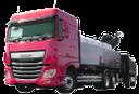 daf, даф, грузовой автомобиль с прицепом, автомобильные грузоперевозки, голландский грузовик, грузовик с кузовом, грузовик с манипулятором, строительная техника, truck with trailer, trucking, dutch truck, truck with body, truck with manipulator, construction machinery, lkw-anhänger, lkw-transport, niederländische lkw, lkw-karosserie, lkw mit manipulator, baumaschinen, camion remorque, camion, camion néerlandais, corps de camion, avec manipulateur, machines de construction, camión remolque, camiones, camión holandés, la carrocería del camión, camión con manipulador, maquinaria de construcción, camion rimorchio, autotrasporti, camion olandese, il corpo del camion, camion con manipolatore, macchine edili, caminhão de reboque, caminhões, caminhão holandês, o corpo do caminhão, caminhão com manipulador, máquinas de construção, малиновый