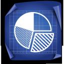 pie chart, круговая диаграмма