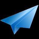 paper plane, бумажный самолет
