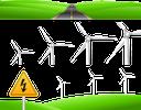 экология, пейзаж, ветряк, электроэнергия, ветрогенератор, дорога, ecology, landscape, power, wind turbine, road, écologie, paysage, puissance, éolienne, route, ökologie, landschaft, kraft, windturbine, straße, ecologia, paisagem, energia, turbina eólica, estrada, la ecología, el paisaje, la turbina eólica, la energía, turbina de viento, por carretera