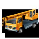 грузовик, спецтехника, транспорт, truck mounted crane, yellow, truck crane, truck, special machinery, transport, автокран, вантажівка, спецтехніка