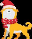 собака, шапка санта клауса, новый год, праздник, dog, santa claus hat, new year, holiday, hund, weihnachtsmann hut, neues jahr, urlaub, chien, chapeau santa claus, nouvel an, vacances, perro, sombrero de santa claus, año nuevo, fiesta, cane, cappello di babbo natale, anno nuovo, vacanze, cão, chapéu de papai noel, ano novo, férias, новий рік, свято