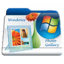 windows photo gallery folder
