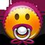 73, emoticons h dcom