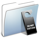 graphite smooth folder do not disturb