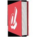 s icons, social, media, icons, books, set, 512x512, 0021, levels 1 copy 20