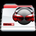 virtual dj folder
