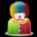 clown, 256