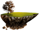 камни, летающий остров, зеленая трава, дерево, зеленое растение, фэнтези, stones, flying island, green grass, tree, green plant, fantasy, steine, schwimmende insel, grünes gras, bäume, grüne pflanze, phantasie, pierres, île flottante, l'herbe verte, arbres, plantes vertes, fantaisie, piedras, isla flotante, hierba verde, árboles, fantasía, pietre, isola galleggiante, verde erba, alberi, piante verdi, pedras, ilha flutuante, grama verde, árvores, planta verde, fantasia, камені, літаючий острів, зелена трава, зелена рослина, фентезі