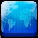 auslogics, карта мира, world map