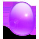 huevo, purpura, luz