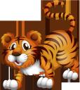 тигр, животные, фауна, animals, tiger, tiere, animaux, faune, animales, animali, tigre, animais, fauna, тварини