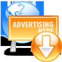 web advertising down