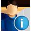 user, info