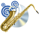 духовые музыкальные инструменты, саксофон, компакт диск, wind musical instruments, wind musikinstrumente, saxophon, vent instruments de musique, saxophone, instrumentos musicales de viento, saxofón, strumenti musicali a fiato, sassofono, instrumentos musicais de sopro, saxofone, cd