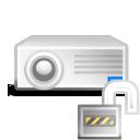 projector unlock