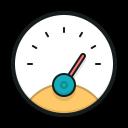 gauge, speedometer, speed, измерительный прибор, спидометр, скорость