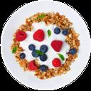 фруктовый десерт на тарелке, малина, черника, йогурт, тарелка, fruit dessert on a plate, raspberries, blueberries, a plate, obst-dessert auf einem teller, himbeeren, heidelbeeren, joghurt, eine platte, dessert aux fruits sur une plaque, les framboises, les bleuets, le yogourt, une plaque, postre de frutas en un plato, frambuesas, arándanos, yogur, una placa, dessert di frutta su un piatto, lamponi, mirtilli, yogurt, un piatto, sobremesa da fruta em uma placa, framboesas, mirtilos, iogurte, um prato