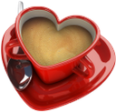 кофе, чашка кофе, кофе с пенкой, красная чашка для кофе, сердце, чашка с блюдцем, ложка, блюдце, coffee, cup of coffee, coffee with foam, red cup of coffee, heart, cup and saucer, spoon, saucer, kaffee, kaffee mit schaum, rote tasse kaffee, herz, tasse und untertasse, löffel, untertasse, tasse de café, le café avec de la mousse, rouge tasse de café, coeur, tasse et soucoupe, cuillère, soucoupe, taza de café, café con espuma, rojo taza de café, corazón, y platillo, cuchara, platillo, caffè, tazza di caffè, caffè con schiuma, rosso tazza di caffè, cuore, tazza e piattino, cucchiaino, piattino, café, chávena de café, café com espuma, chávena de café vermelha, coração, e pires, colher, pires