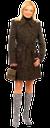 девушка в пальто, пальто, верхняя одежда
