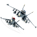 bravo echo plane icon