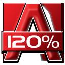 120% acohol