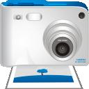 digital, camera, image