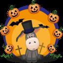 хэллоуин, тыква, ослик, праздник, pumpkin, donkey, holiday, kürbis, esel, urlaub, citrouille, âne, vacances, calabaza, vacaciones, halloween, zucca, asino, vacanze, dia das bruxas, abóbora, burro, feriado, хеллоуїн, гарбуз, віслюк, свято