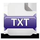 txt, file