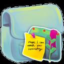 folder, note