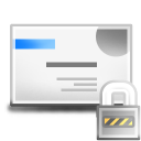 personal card lock