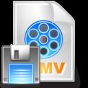 wmv file save