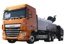 daf, даф, грузовой автомобиль с прицепом, автомобильные грузоперевозки, голландский грузовик, грузовик с кузовом, грузовик с манипулятором, строительная техника, truck with trailer, trucking, dutch truck, truck with body, truck with manipulator, construction machinery, lkw-anhänger, lkw-transport, niederländische lkw, lkw-karosserie, lkw mit manipulator, baumaschinen, camion remorque, camion, camion néerlandais, corps de camion, avec manipulateur, machines de construction, camión remolque, camiones, camión holandés, la carrocería del camión, camión con manipulador, maquinaria de construcción, camion rimorchio, autotrasporti, camion olandese, il corpo del camion, camion con manipolatore, macchine edili, caminhão de reboque, caminhões, caminhão holandês, o corpo do caminhão, caminhão com manipulador, máquinas de construção, оранжевый