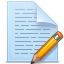document, pencil, документ, карандаш