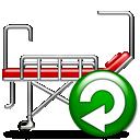 hospital, bed, reload, 128, hot