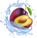 слива, брызги воды, фруктовая вода, напитки, plum, water spray, fruit water, drinks, pflaume, wasserspray, fruchtwasser, getränke, prune, eau pulvérisée, eau de fruits, boissons, ciruela, agua pulverizada, fruta agua, bebidas., prugna, acqua nebulizzata, acqua di frutta, bevande, ameixa, spray de água, água de fruta, bebidas, бризки води, фруктова вода, напої