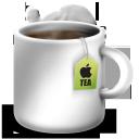clear, tea cup, чашка чая