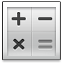 calculator, math, mathematical symbols, математика, математические символы, калькулятор