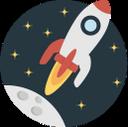 rocket, 256px