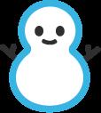 emoji, u26c4