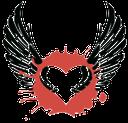 сердце с крыльями, heart with wings, серце з крилами, любовь, крылья, love, wings, herz mit flügeln, die liebe, flügel, coeur avec des ailes, amour, ailes, corazón con alas, alas, cuore con le ali, l'amore, le ali, coração com asas, amor, asas, любов, крила